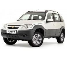 Пороги для ВАЗ 2123 Chevrolet Niva