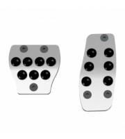 Накладки педалей для Лада Гранта/Лада Калина 2 с АКПП, комплект