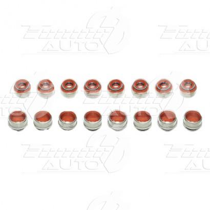 Колпачок маслоотражательный клапана «ELRING» ВАЗ 16V (16 штук)