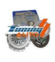 Комплект сцепления «KRAFT-TECH» ВАЗ 1117-1119 /Лада-Калина/, УСИЛЕННОЕ для ВАЗ 2110-2112