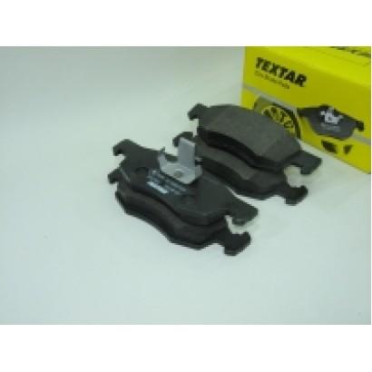 Колодка заднего тормоза 2110 TEXTAR