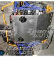 Кронштейн растяжки передней подвески «ТехноМастер» SPORT ВАЗ 2108-21099, 2113-2115 (комплект 2 штуки)