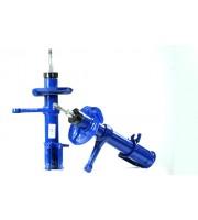 Стойка телескопическая передней подвески газомасляная АСОМИ СПОРТ (-50 мм) ВАЗ 2170-2172 /Лада-Приора/ (комплект правая+левая)