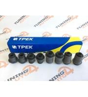 Комплект сайлентблоков ТРЕК передних рычагов  для ВАЗ НИВА 2121, к-т 8 шт