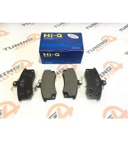 Тормозные колодки Hi-Q (Sangsin) передние 2108