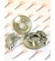 Комплект передних вентилируемых дисковых тормозов НИВА 2121, 21213, 21214, 2131, 2123