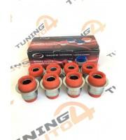 Комплект ПУ сайлентблоков передней подвески ПИК на ВАЗ 2101-2107, к-т 8 шт