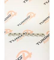 Тарелки пружины клапана 2108 Д16Т (алюминий) к-т 8 штук