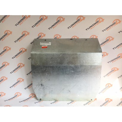 Защита двигателя стальная оцинкованная для подрамника (Samara, Samara2)