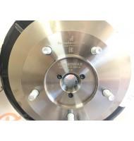 Усиленный ступичный узел Лада 4х4 и Шевроле-Нива с усиленной ступицей 2123 (24 шлица) с АБС, в сборе с тормозным диском