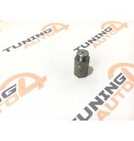 Обманка датчика кислорода (лямбда-зонда) механическая ЕВРО-3 (сталь)