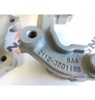 Направляющая колодок переднего тормоза 2112 R14 2 шт