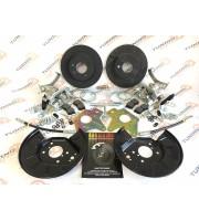 Задние дисковые тормоза  Tornado R13 SPORT для ВАЗ 2108-15,2170-Priora,Granta, Kalina с АБС (комплект)