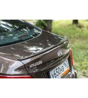 Спойлер узкий для Hyundai Solaris