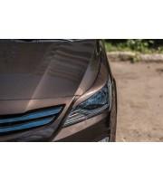Реснички для Hyundai Solaris 2шт
