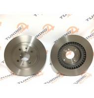 Тормозные диски ALNAS 2112 (стандарт), 2 шт