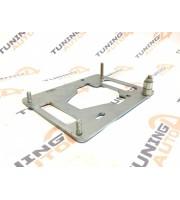 Пластина - адаптер для установки электроусилителя руля ВАЗ 2101 - 2107, 2121