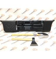 Комплект топор и лопата в футляре для Лада 4x4