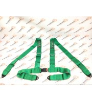 Ремень безопасности Takata 4-х точечный, стандартный крепеж