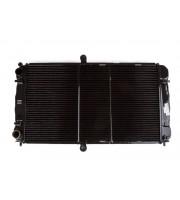 Радиатор охлаждения медный 2-х рядный ВАЗ 2110