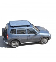 Багажник - платформа экспедиционный «Трофи» с ал. листом 2123