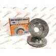 Тормозные диски ALNAS 2110 EUROSPORT с насечками и перфорацией 2шт