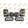 Комплект светодиодной оптики для ВАЗ 2121-213, 21214, 2131