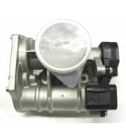 Дроссельная заслонка Е-газ 8 клп нового образца 21116-1148010 DELPHI