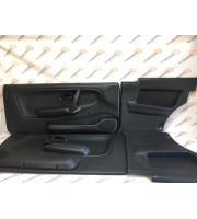 Комплект обивок дверей Эко-кожа для ВАЗ 2108, 2113