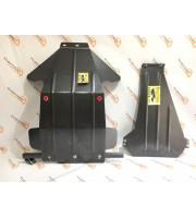 Защита картера двиг.и раздат. КПП усилен. Броня Нива 21214-31 (инжектор), URBAN 4x4