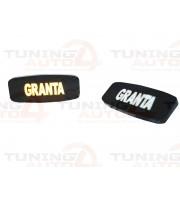 Диодные LED повторители с надписью GRANTA для ВАЗ