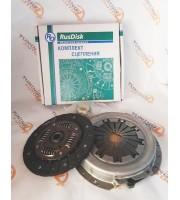 Комплект сцепления RusDisk для ВАЗ 2123, 215мм ЭКСТРИМ