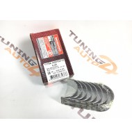 Комплект шатунных вкладышей /ремонт 0,25 мм/ ВАЗ 11194 /Лада-Калина 1.4L/, 21126 /Лада-Приора/