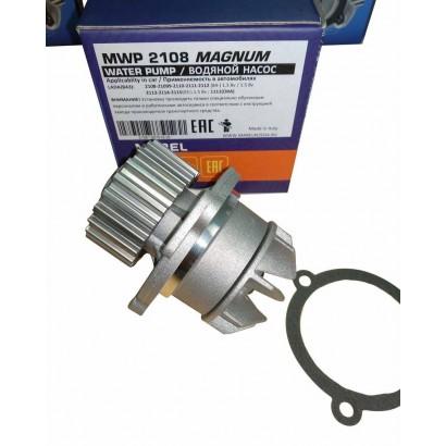 Насос водяной ВАЗ 2108-15 2110-12 8V MAGNUM MAREL
