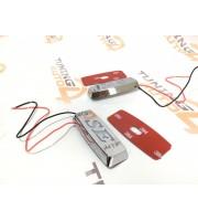 LED повторители поворота SE Sal-Man ХРОМ для ВАЗ