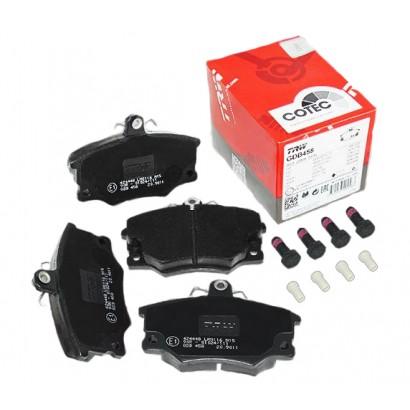 Колодки переднего тормоза LUCAS-TRW ВАЗ 2108-90 с увеличенной площадью (комплект)