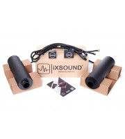 Активный выхлоп iXsound с двумя излучателями