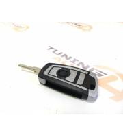 Ключ замка зажигания 1118, 2170, 2190-люкс, DATSUN, 2123 (выкидной) по типу BMW