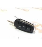 Выкидной ключ замка зажигания по типу Audi ВАЗ 2101-2107, 2121, 2131 Нива