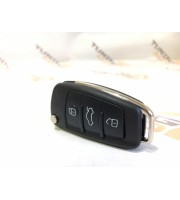 Ключ замка зажигания на ваз 1118, 2170, 2190-люкс, DATSUN, 2123 (выкидной) по типу Audi