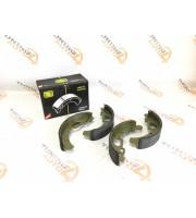 Колодки тормозные барабанные Trialli для ВАЗ 1118/2170 (ABS)
