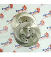 Диск переднего тормоза «BREMBO» ВАЗ 2108 (комплект 2 штуки)