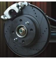 Диск заднего тормоза SPORT для задних дисковых тормозов TORNADO  ВАЗ 2108-2115, Калина, Приора, Гранта (с АБС) (комплект 2 штуки)