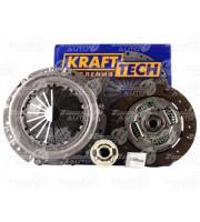 Комплект сцепления «KRAFT-TECH» ВАЗ 2123 /Нива-Шевроле/