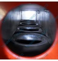 Ресивер «STINGER» /стальной/ короткие впускные трубы ВАЗ 2108-21099, 2113-2115 16V